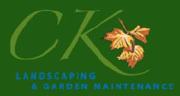 www.cklandscaping.ie Logo